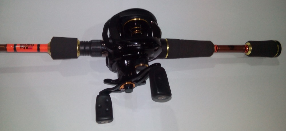 Abu Garcia Pro Max Ascalon Medium Light Combo Set 5.0