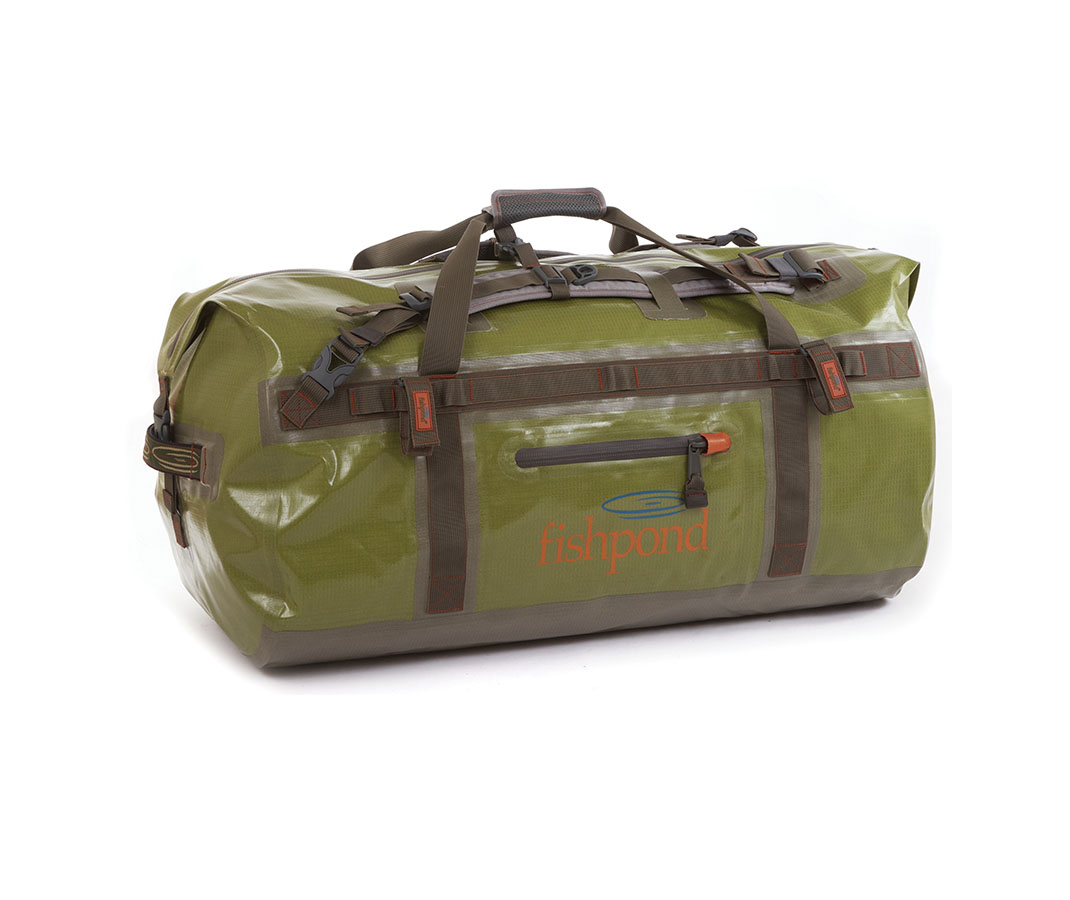 Fishpond 2015 Westwater Large Zippered Duffel
