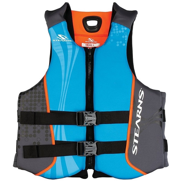 Stearns V1 Series Hydroprene Vest - Abstract Wave